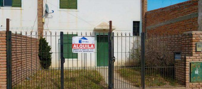 Dúplex en alquiler, Barrio UPCN, Rawson