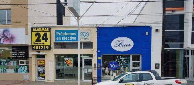 3 Locales comerciales en venta, Av. Sarmiento 720, Rawson